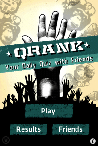QRANK for iPhone/Touch App Review