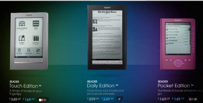 Sony's Murky eBook Future