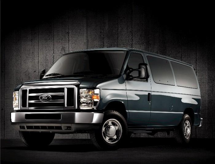 Ford celebrating Vans and 8-Tracks