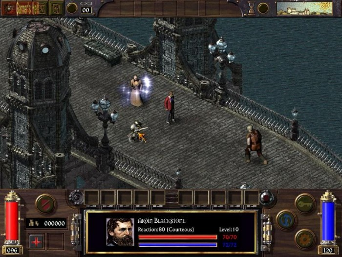 Arcanum: Of Steamworks & Magick Obscura (2001, RPG)