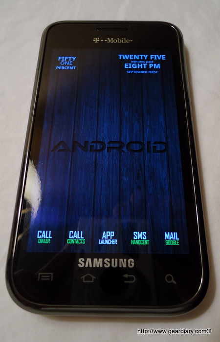 Samsung Vibrant on T-Mobile Review: After a Week Out of the Box