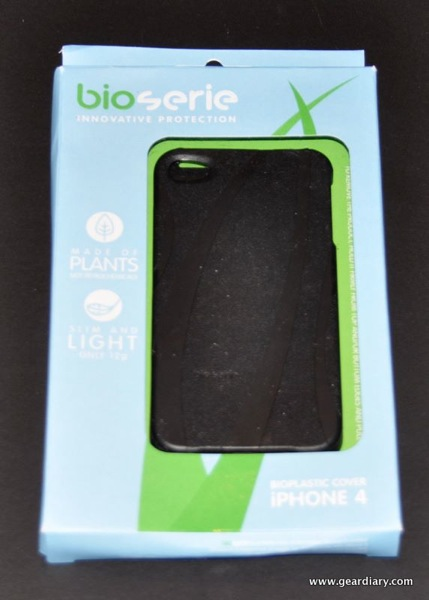 iPhone 4 Case Review:  Bioserie, Made From Plants