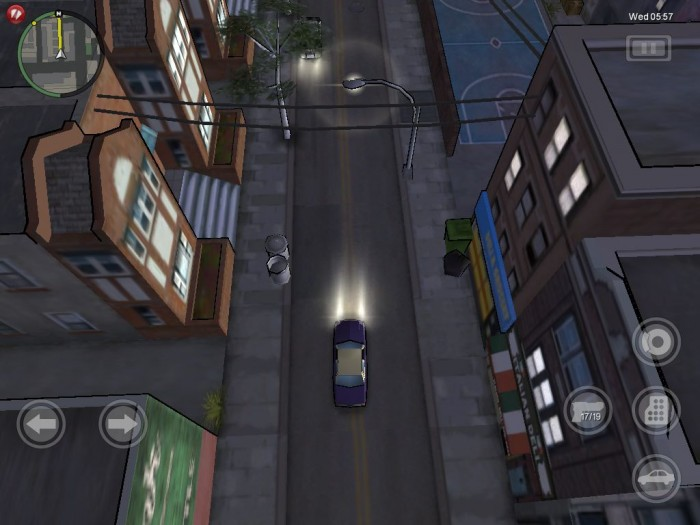 iPad Game Review: Grand Theft Auto: Chinatown Wars