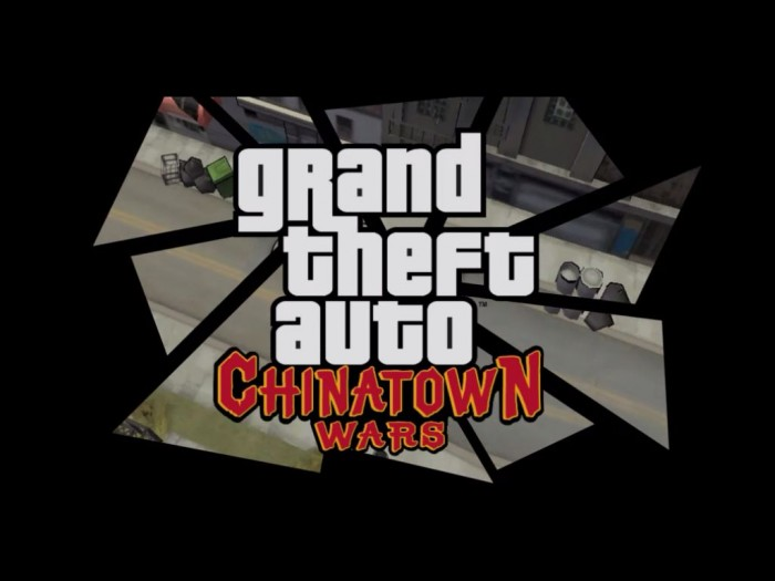 iPad Game Review: Grand Theft Auto: Chinatown Wars  iPad Game Review: Grand Theft Auto: Chinatown Wars  iPad Game Review: Grand Theft Auto: Chinatown Wars