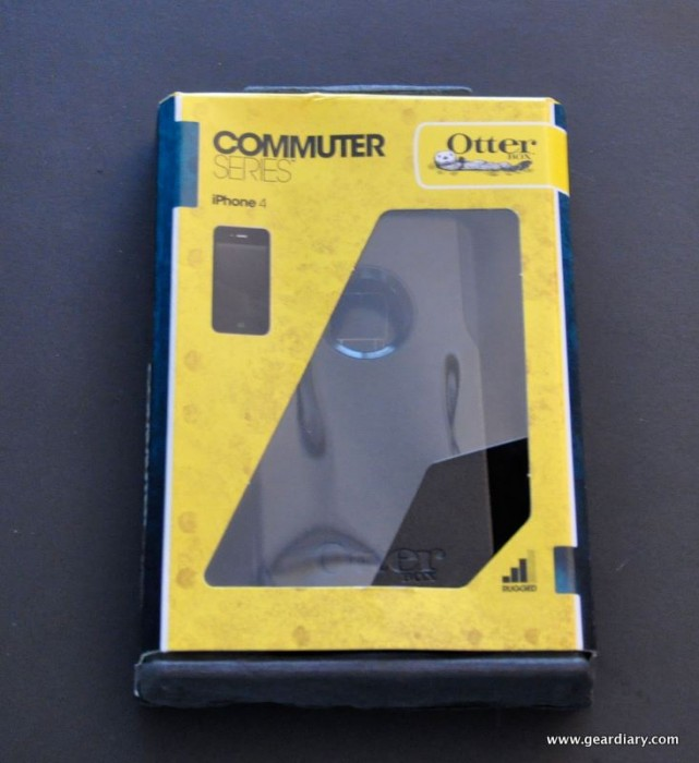 iPhone 4 Case Review:  OtterBox Commuter  iPhone 4 Case Review:  OtterBox Commuter
