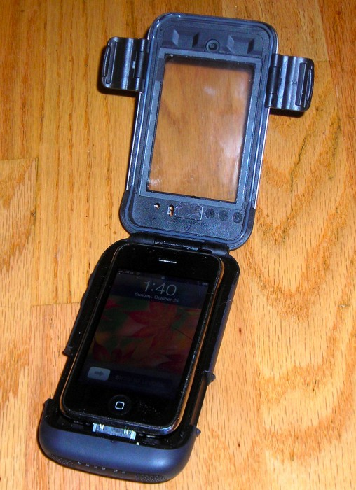 iPhone Accessory Review: Magellan ToughCase for iPhone 3G/3GS and iPod Touch  iPhone Accessory Review: Magellan ToughCase for iPhone 3G/3GS and iPod Touch