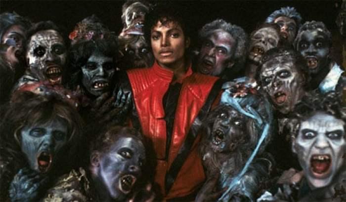Random Cool Halloween Video: Michael Jackson's Thriller