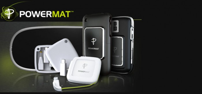 Video Review:  All New Powermat Wireless Charging System for the iPhone 4