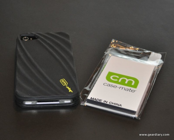 iPhone 4 Case Review:  Case-Mate Bounce with Pong Radiation Reducing Technology
