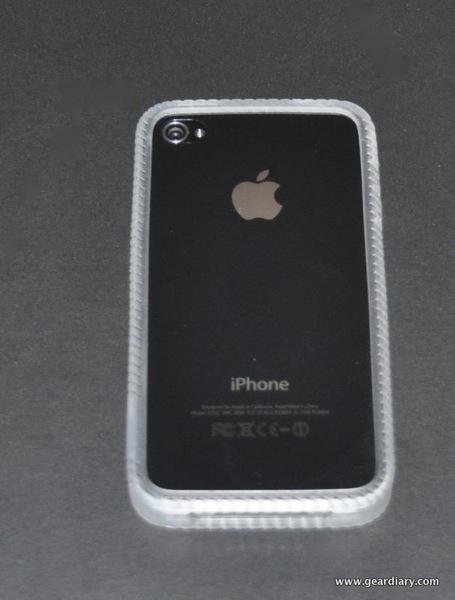 iPhone 4 Case Review:  ingear Flexi Grip Edge