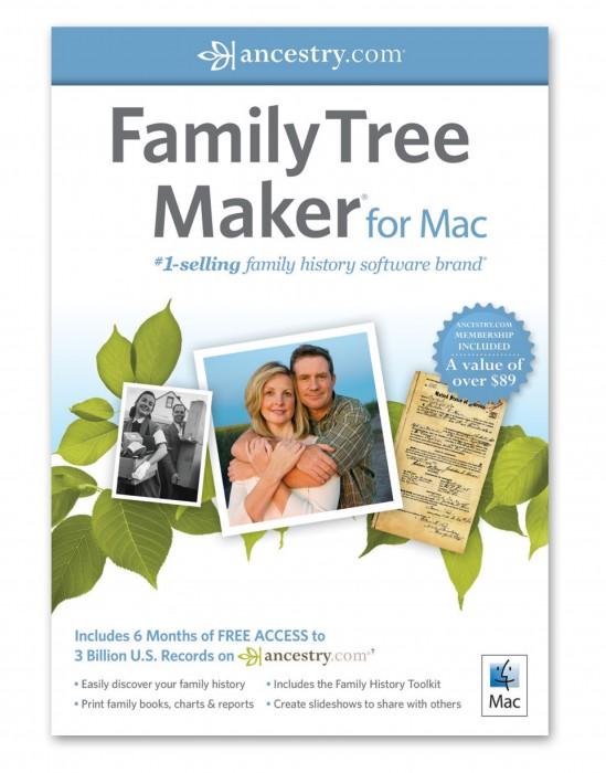 Mac Software Genealogy Computer Software