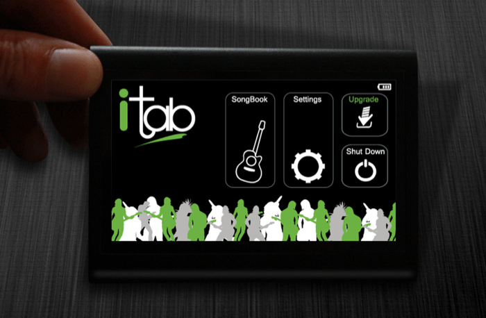 Release:  i-tab Portable Guitar Tab Player Updated