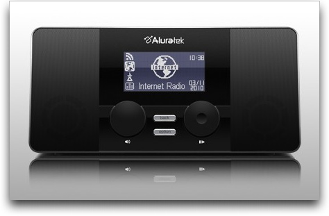 Home Gear Review: Aluratek Internet Radio Alarm Clock with Built-in WiFi (v2)