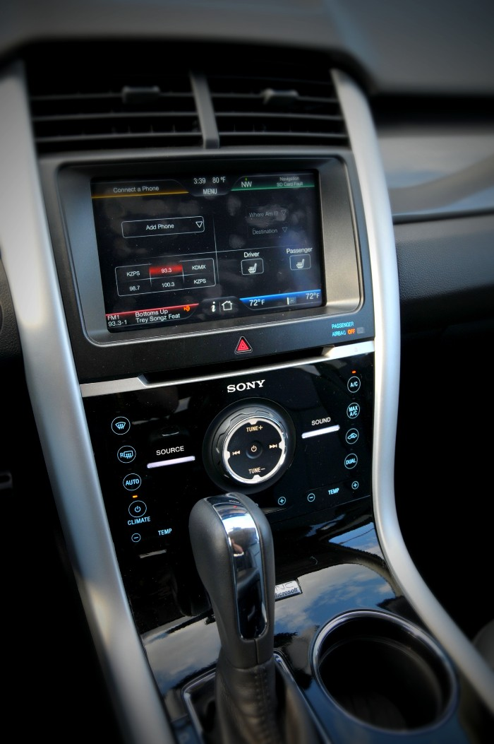 2011 Ford Edge Sport Fresher and Hipper