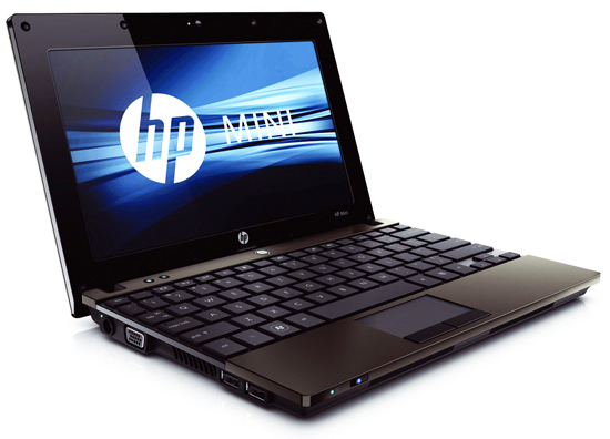 Netbook PC Review: Hewlett Packard Mini 5103