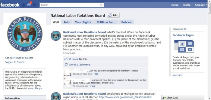 "Is Slamming Your Boss On Facebook A ""Protected Activity""?"