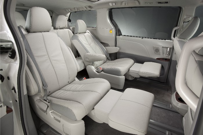 2011 Toyota Sienna Is All About the 'Swagger'