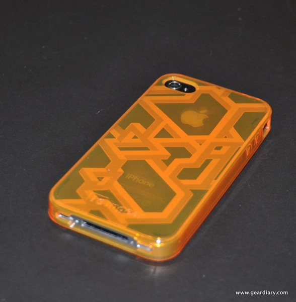 iPhone 4 Case Review:  ingear Jazzy Case