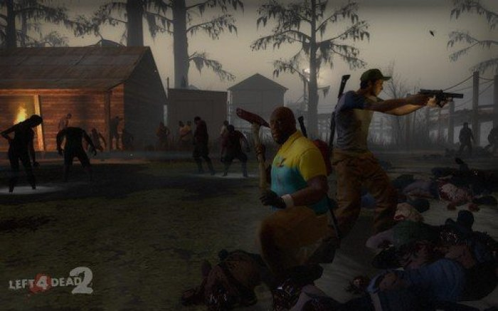 Mac / PC Game Review: Left 4 Dead 2  Mac / PC Game Review: Left 4 Dead 2  Mac / PC Game Review: Left 4 Dead 2