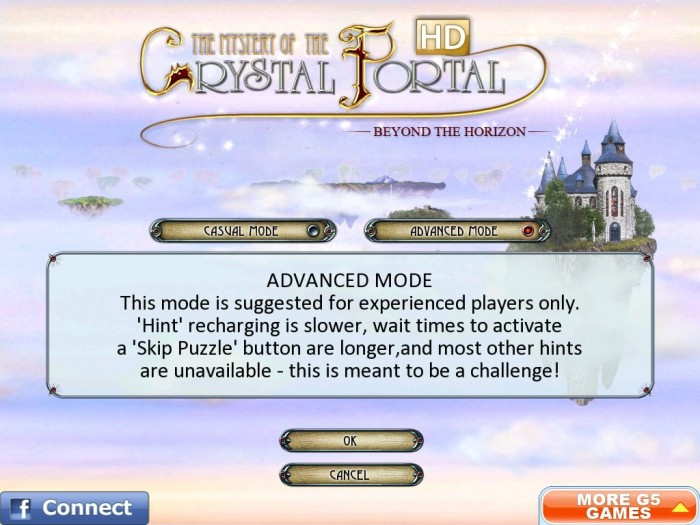 iPad Game Review: Mystery of the Crystal Portal 2: Beyond the Horizon