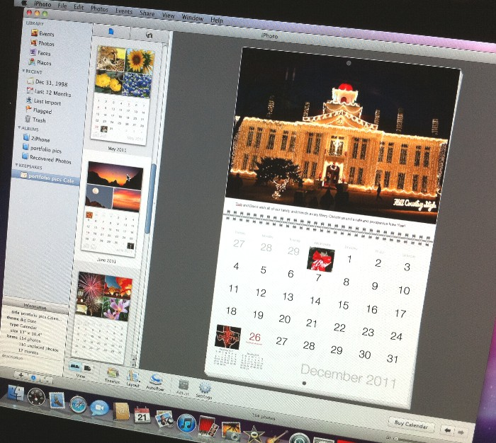 iPhoto Is More Than an Image Browser – It Moonlights As One of Santa's Elves!