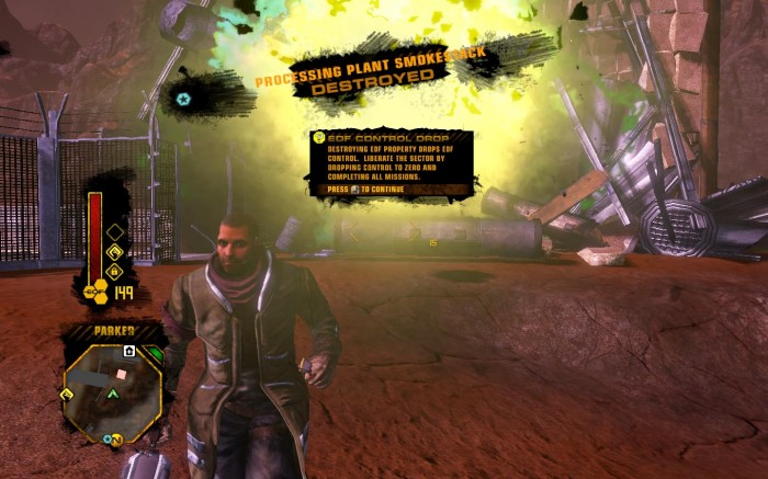PC Game Review: Red Faction Guerrilla