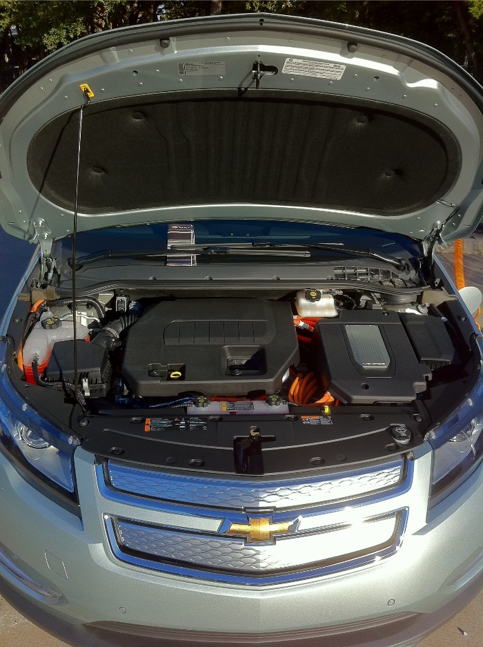 Chevy Volt: Out of the Box
