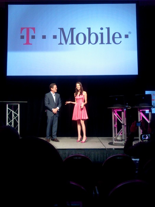 CES: T-Mobile Press Event and their Newest Tablets