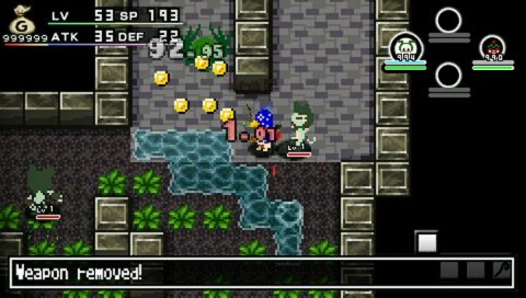 PSP Game Review: CLADUN: This is an RPG