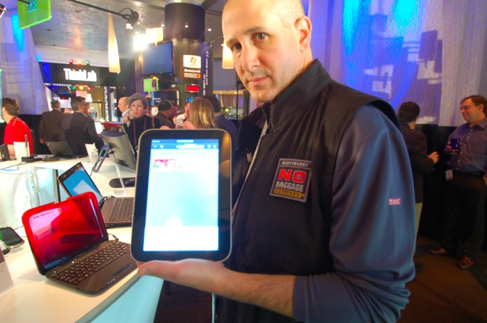 Gear Diary Live at CES- The Lenovo U1: A Year Later It Looks Better than Ever