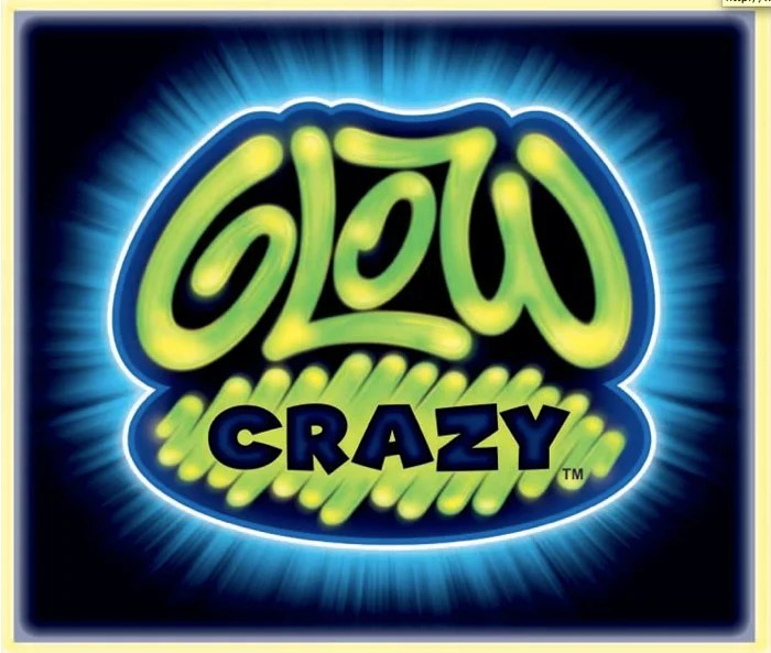 Review:  GlowCrazy Glow-In-The-Dark Fun