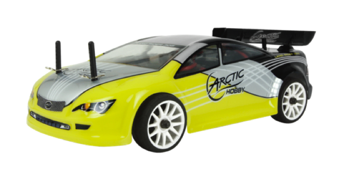 Arctic Releases Land Rider 300 RC Racing Car Series