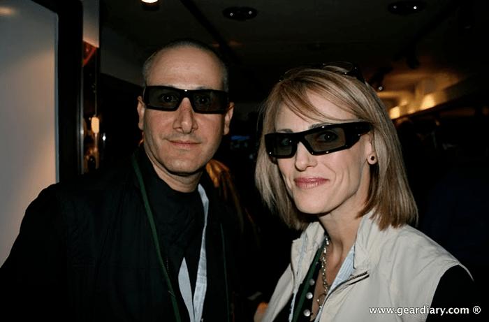CES: Oakley 3D Glasses