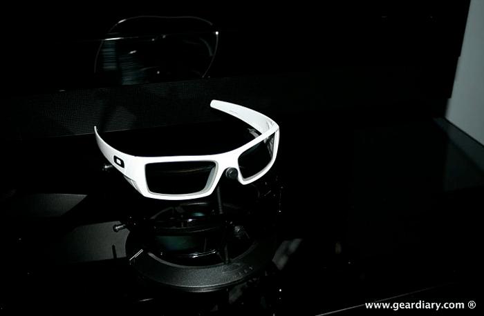 CES: Oakley 3D Glasses   CES: Oakley 3D Glasses   CES: Oakley 3D Glasses