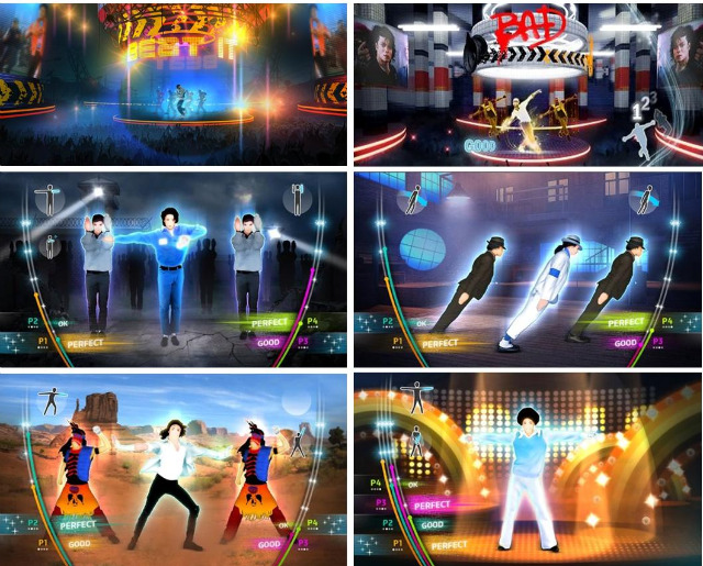 Michael Jackson The Experience Nintendo Wii Game Review