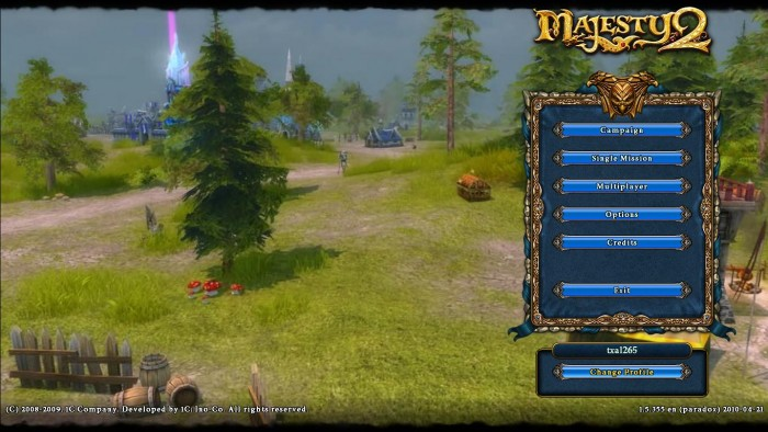 PC Game Review: Majesty 2: The Fantasy Kingdom Sim
