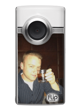 Valentines Day Gift Idea: Stylish Flip Video CamCorder
