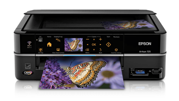 Review: Epson Artisan 725 All-In-One Printer