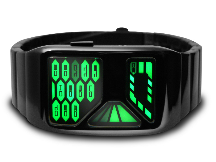Tokyoflash Releases the Kisai Console Watch  Tokyoflash Releases the Kisai Console Watch