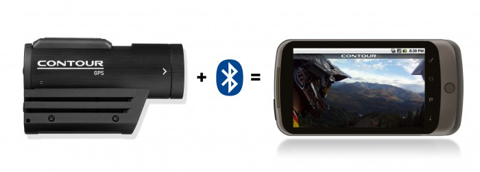 Contour GPS Adds Bluetooth to Hands-Free Video