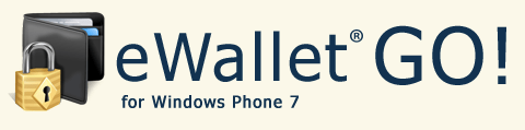 Ilium Software Launches eWallet GO! - Their First App for WP7