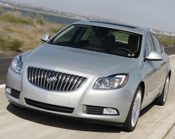 2011 Buick Regal, Part Deux