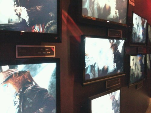 HDTV CES