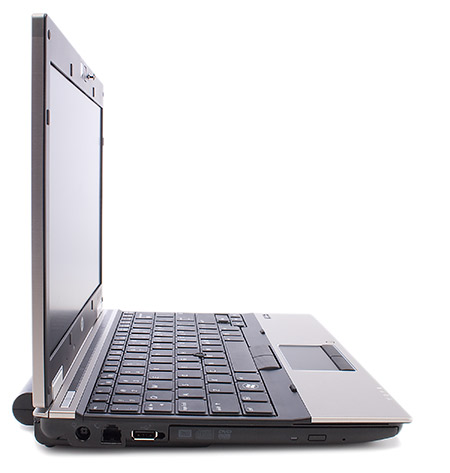Hewlett Packard Elitebook 2540p Laptop Review