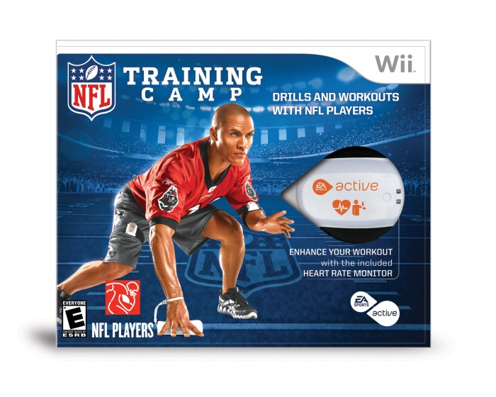 Wii Game Review: EA SPORTS Active NFL Training Camp