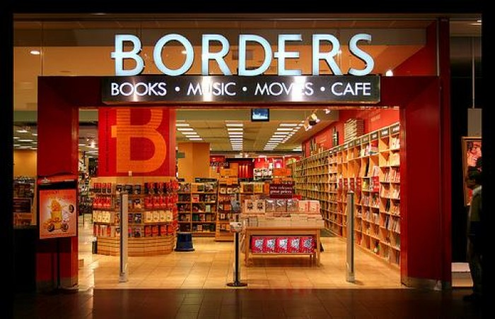 Businessweek Provides a Eulogy on Borders, and Hope for the Future