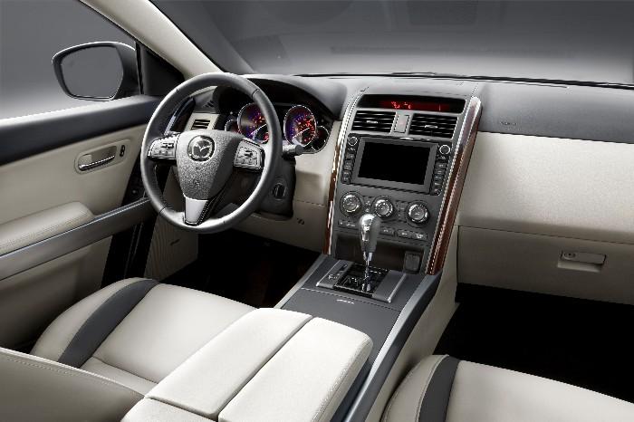 2011 Mazda CX-9 Still a Winner