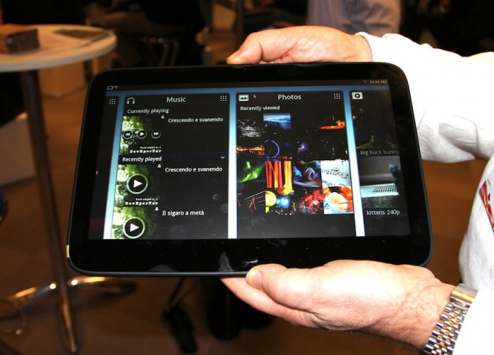 Ultra Portable Tablets Open Source MWC Intel Android Apps Android