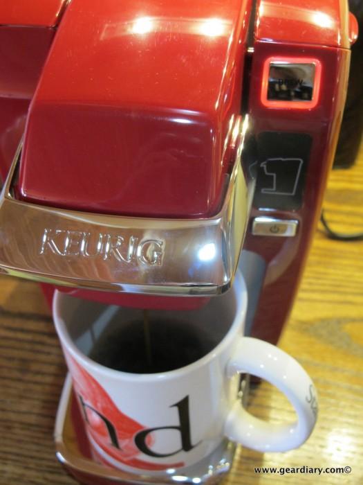 The Keurig Mini Plus Personal Brewer Review