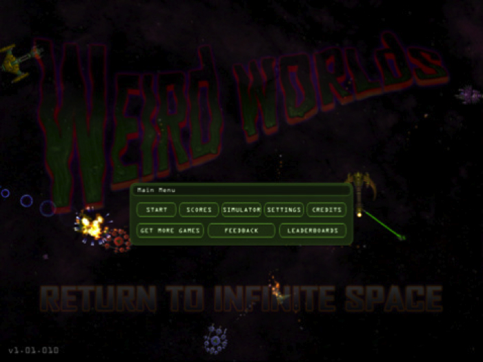 iPad App Review: Weird Worlds Return to Infinite Space